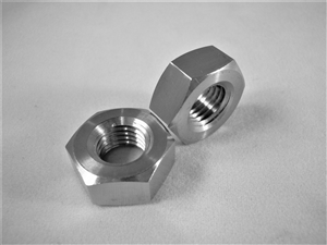 M10-1.25 Pitch Hex Nut