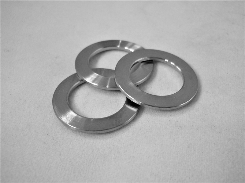 """Bolt And Washer >> 7/16"""" Flat Washer 0.040"""" Thick x 0.750"""" O.D."""