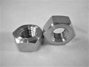 M10-1.5 Pitch Hex Nut