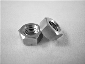 M5-0.8 Pitch Hex Nut