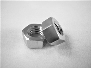 M6-1 Pitch Hex Nut