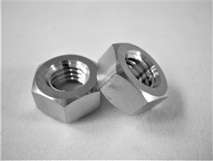 M8-1.25 Pitch Hex Nut