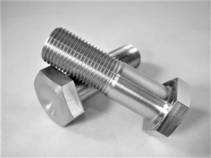 "5/8""-18 x 2"", Hex Head Bolt"