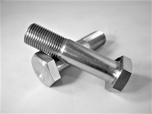 "5/8""-18 x 2-1/2"", Hex Head Bolt"