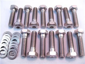 "5/16""-18 x 1-1/4"" Bead Lock kit (16 bolts)"