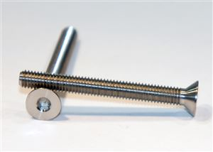 "#10-32 x 1-3/4"" Countersunk Socket Screw"