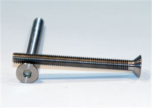 "#10-32 x 2"" Countersunk Socket Screw"