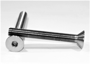 "5/16""-24 x 2-1/2"", Countersunk Socket Screw"
