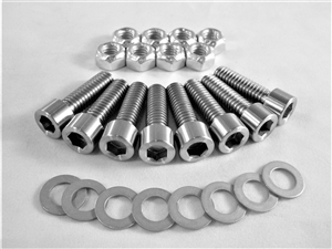 "5/16""-18 x 1"" Inboard Brake Rotor Kit (8 socket head bolts)"