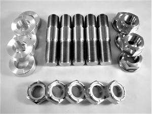 "5/8""-18 x 2.0"" Wheel Stud Kit"