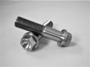 "3/8""-24 x 1-1/2"" Ultra-Light Hex Flange Bolt"