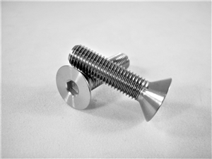 "5/16""-24 x 1-1/4"", Countersunk Socket Screw"