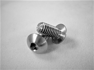 M5-0.8 x 10mm Button Head Socket Screw