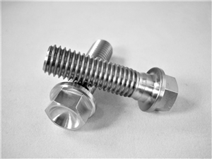 M10-1.5 x 35mm Ultra-Light Hex-Flange Bolt