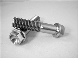 M12-1.5 x 50mm Ultra-Light Hex-Flange Bolt