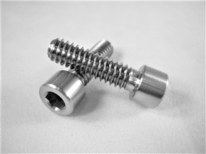"1/4""-20 x 7/8"", Socket Head Screw"