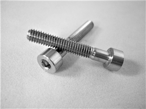 M4-0.7 x 25mm Parallel Socket Head Screw