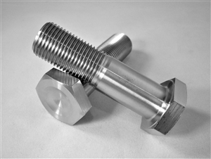 "5/8""-18 x 2-1/4"", Hex Head Bolt"