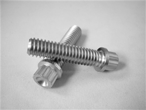 "5/16""-18 x 1-1/4"" 12 Pt. Ultra-Light Flange Bolt"