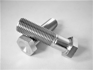 "1/2""-20 x 1-3/4"" Hex Head Bolt (11/16"" Wrench)"