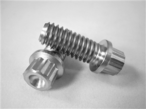 "5/16""-18 x 3/4"" 12 Pt. Ultra-Light Flange Bolt"