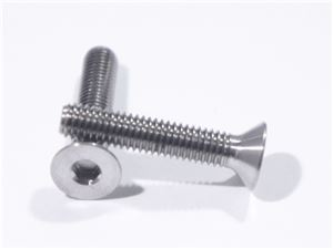 "#10-32 x 1"" Countersunk Socket Screw"