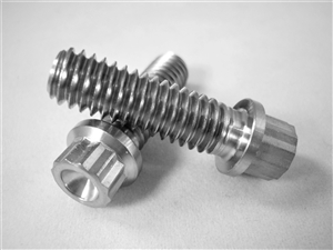 "5/16""-18 x 1"" 12 Pt. Ultra-Light Flange Bolt"