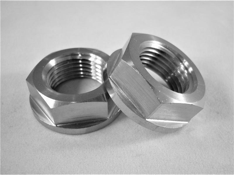 M17 1 5 Hex Flange Nut
