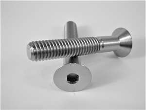 "3/8""-16 x 2-1/4"", Countersunk Socket Screw"