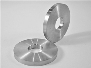 "3/8"" Fender Washer 0.125 Thick x 1.125"" Outside Diameter"