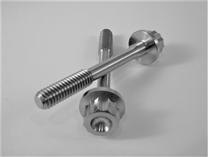 "5/16""-18 x 2-5/8"" 12 Pt. Ultra-Light Flange Bolt"