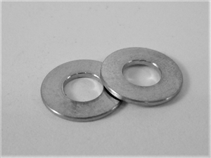 "#8 Flat Washer 0.025"" Thick x 3/8"" O.D."