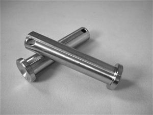 "3/8"" x 1.75"" Clevis Pin, 1.55"" eff length"