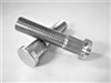 M12-1.25 x 54mm Knurled Wheel Stud