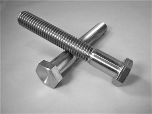 M12-1.75 x 80mm Ultra-Light Hex Head Bolt