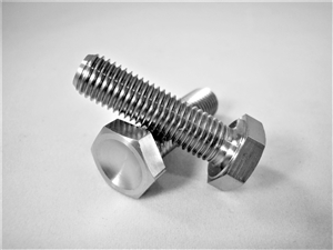 "5/16""-24 x 1-1/8"" Hex Head Bolt"