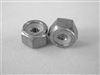 #10-32 Hex Nylon Insert Lock Nut