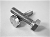 "1/4""-28 x 1"" Hex Head Bolt"