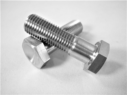 "3/8""-24 x 1-1/4"" Hex Head Bolt"