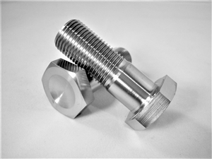 "5/8""-18 x 1-3/4"" Hex Head Bolt"