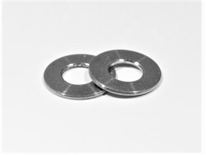 M5 Flat Washer 0.69mm Thick x 11.13mm O.D.