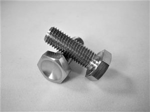 "5/16""-24 x 7/8"" Hex Head Bolt"