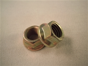 "1/4""-28 Fine Thread, Jet Nut"