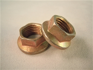 "3/8""-24 Fine Thread, Jet Nut"