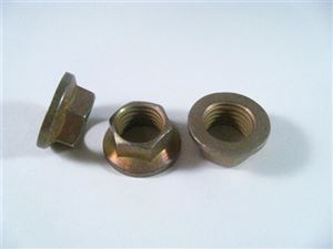 "7/16""-20 Fine Thread, Jet Nut"