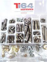 Spike-Swindell Chassis Bolt Kit