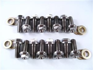 Header to Adapter Plate Bolt Kit