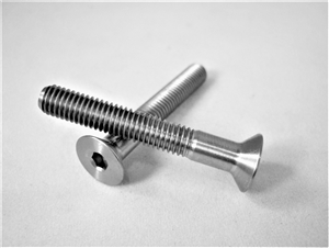 M5-0.8 x 35mm Countersunk Socket Screw