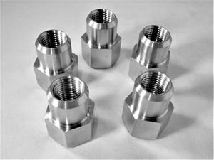 "1/2""-20 Drag Lug Nut Kit (5 Pcs.)"