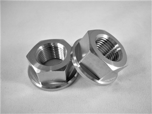 "5/8""-18 Fine Thread Hex Flange Nut"